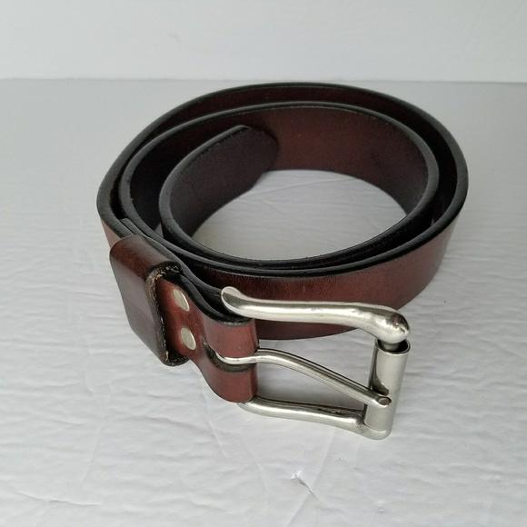 Brave Other - Brave Men's Belt Italian Leather